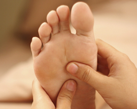Holistic Reflexology by Brigitte Wiss